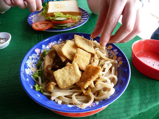 Cao Lau in Hoi An Vietnam by Chef Chris Colburn