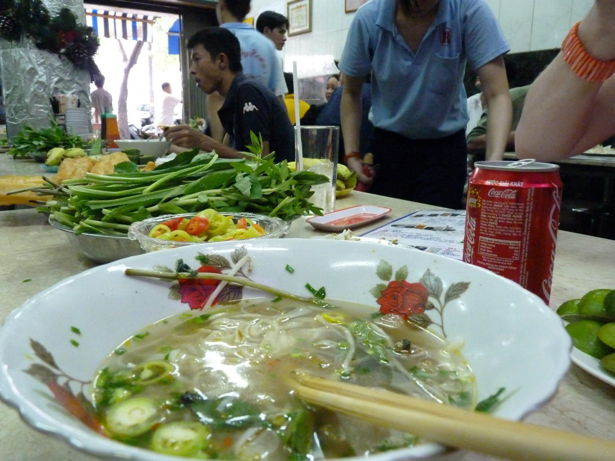 Beef Tendon Pho | Saigon | HCMC, Vietnam