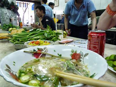 Pho Hoa Pasteur / HCMC, Saigon, Vietnam