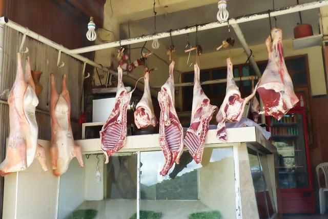 Roadside Butcher / Morocco / Chef Chris Colburn