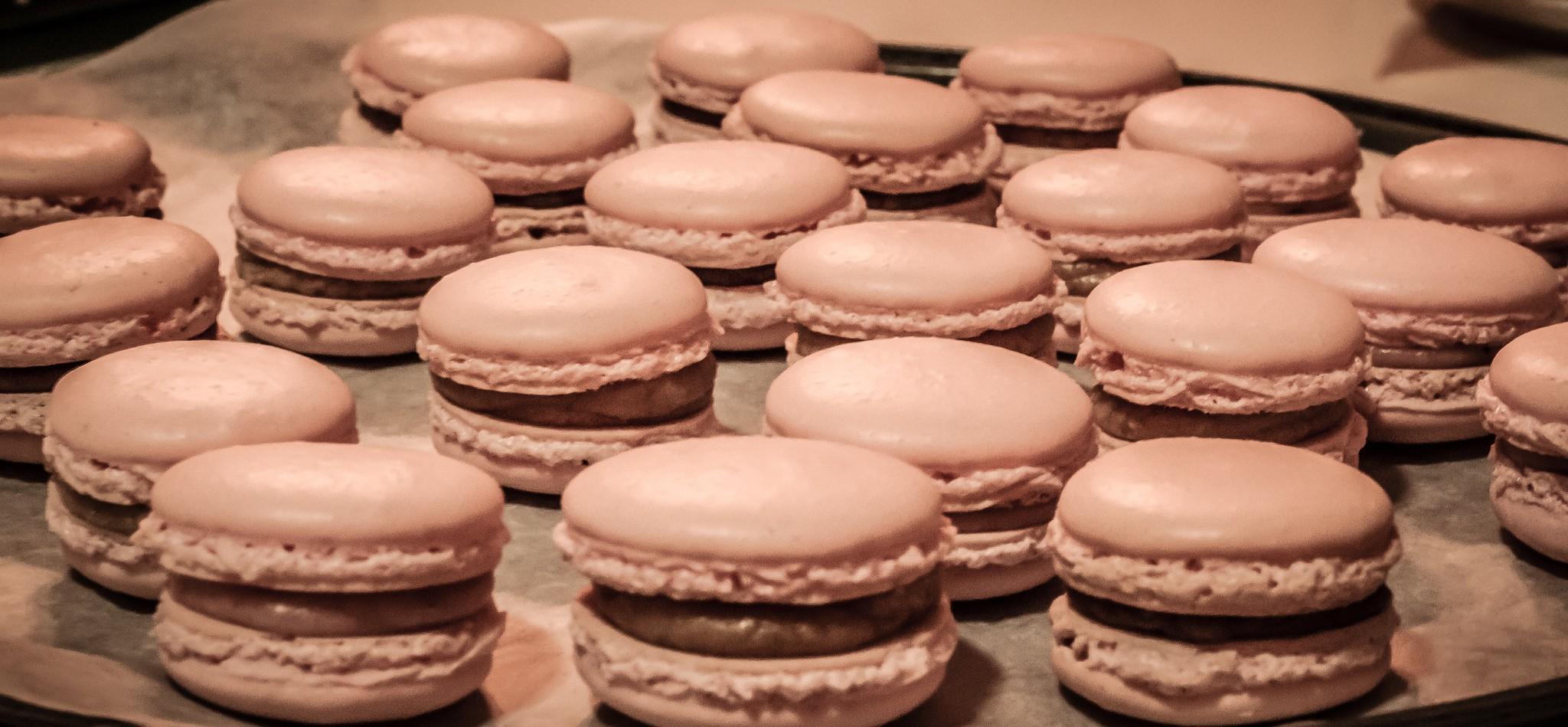 Macarons Français Recipe