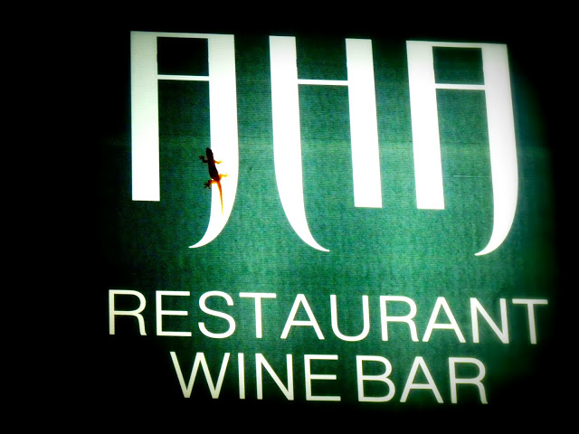 AHA Restaurant and Wine Bar / Siem Reap, Cambodia / Chef Chris Colburn
