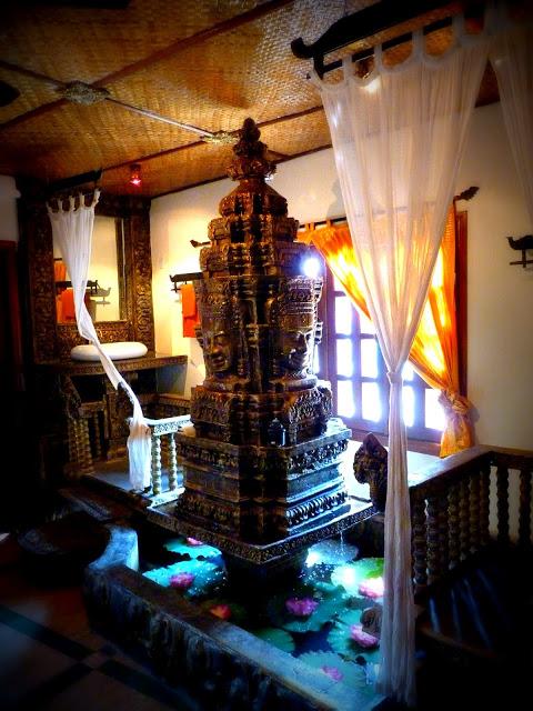 Terasse des Elephants Hotel / Siem Reap Cambodia / Chef Chris Colburn