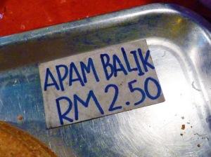 Apam Balik by Chef Chris Colburn