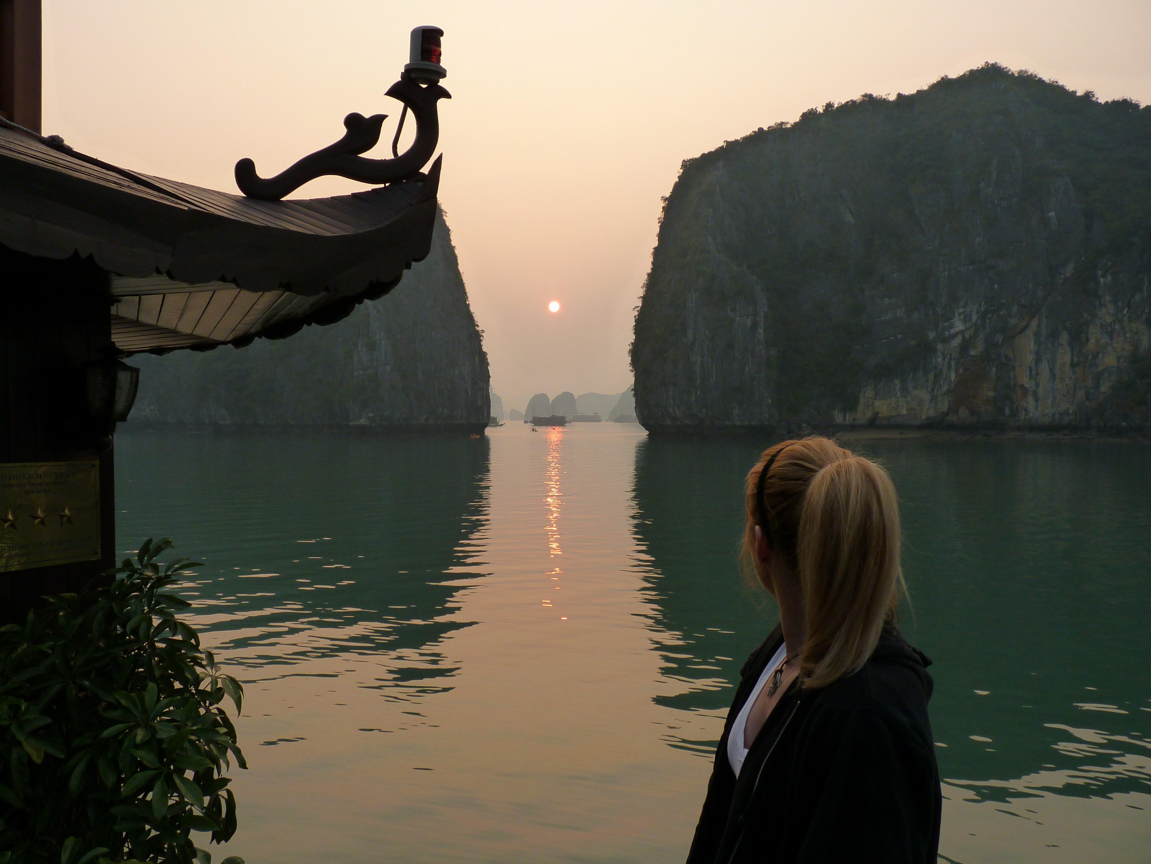 Floating Village | Ha Long Bay, Vietnam
