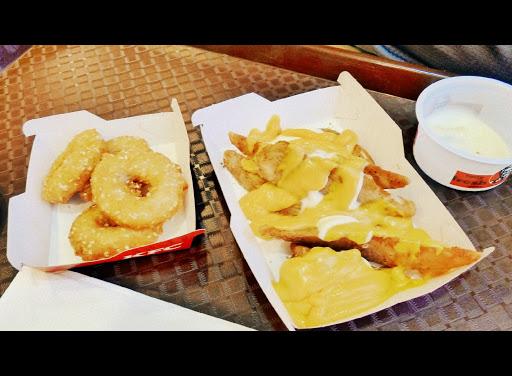KFC Fish Donuts