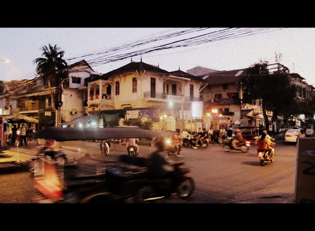 Poem for Phnom Penh