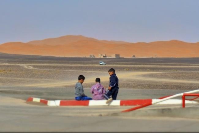 The Western Sahara