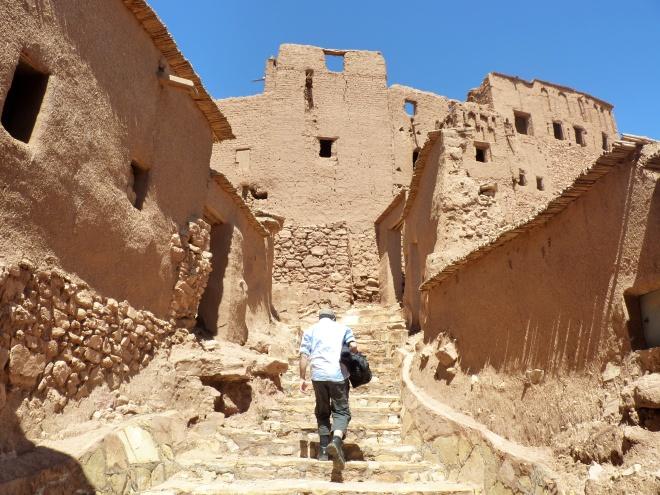 Ait-Ben-Haddou / Ouarzazate, Morocco / Chef Chris Colburn