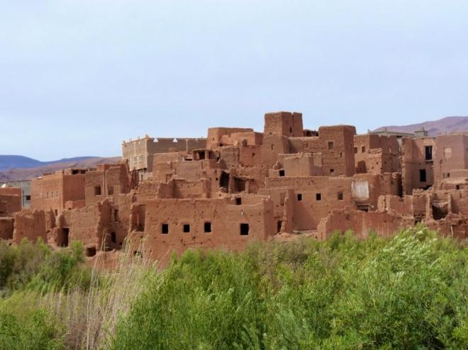 Ait-Ben-Haddou / Ouarzazate, Morocco