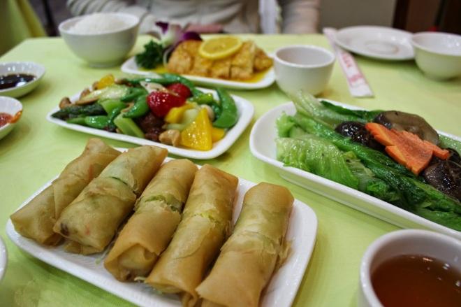 Po Lin Food