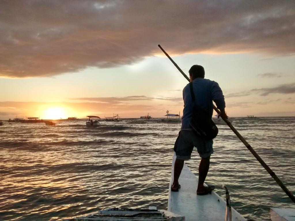 Balicasag Boatman