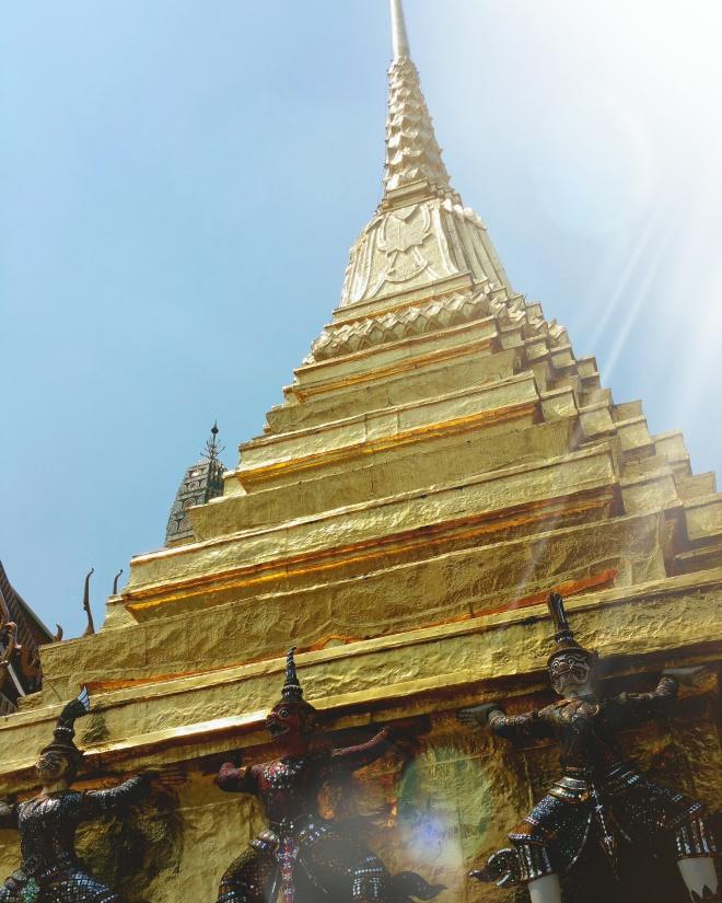 Grand Palace Bangkok | Chef Chris Colburn