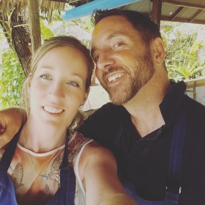 Chef Karen Henry | Chef Chris Colburn