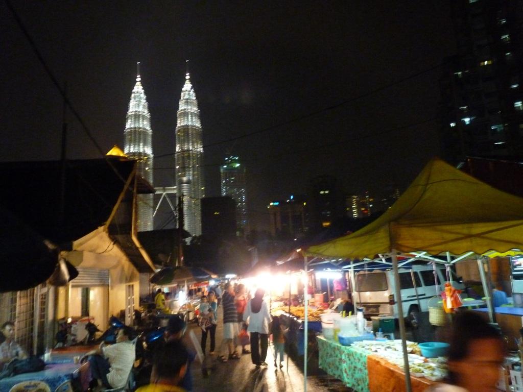 Kampung Baru Night Market