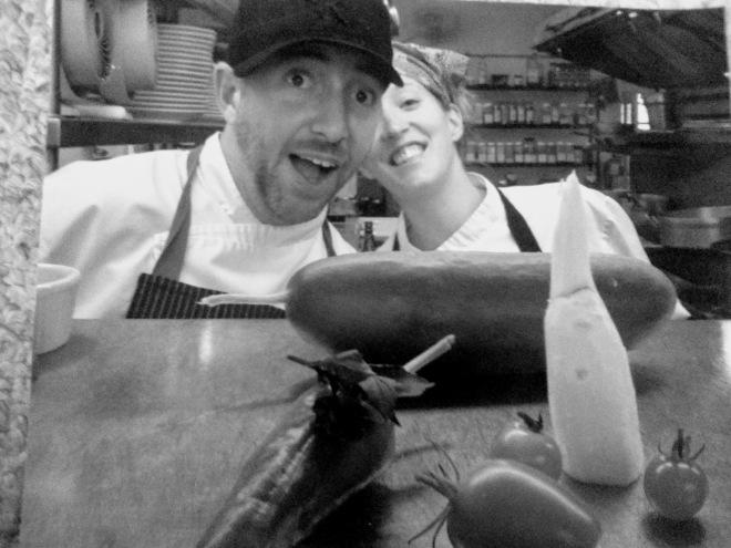 The Chanticleer | Chef Chris Colburn | Chef Karen Henry