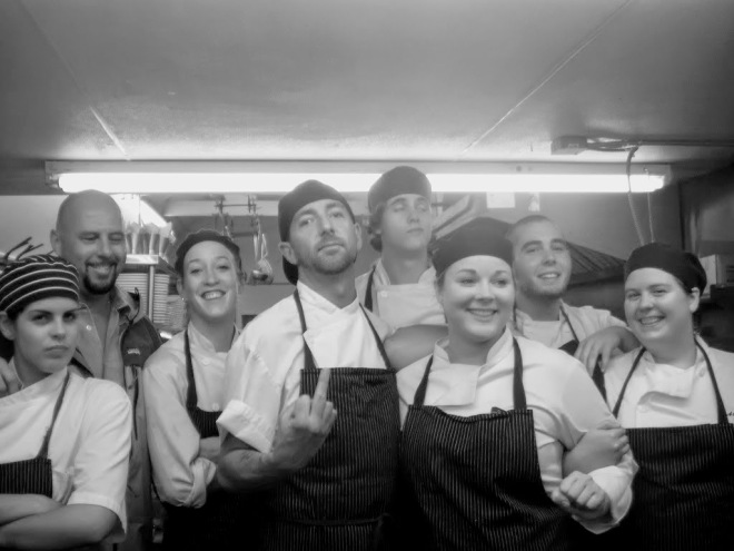 The Chanticleer | Chef Lauren Marshall | Chef Jeff Worster | Chef Karen Henry | Chef Chis Colburn | Chef Ryan Rose | Chef Alyssia Walker | Chef John Fleming | Chef Allie Peters