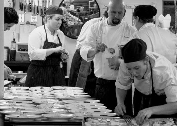 The Chanticleer | Chef Alyssia Walker | Chef Ryan Rose | Chef Jeff Worster | Chef Karen Henry